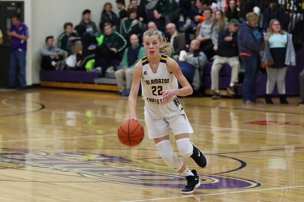 Basketball Girls Varsity vs Hackett - KCHS 2/22/19