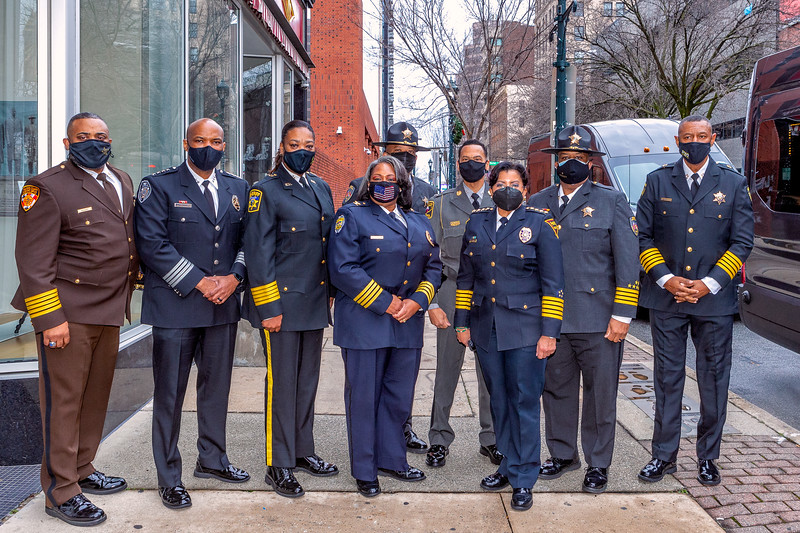 Top Black Law Enforcement Leaders NC