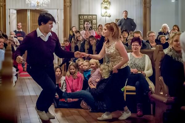 En tid att dansa 2014