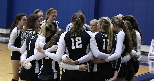 BL Varsity Volleyball State Semi-Final (11/7/13)