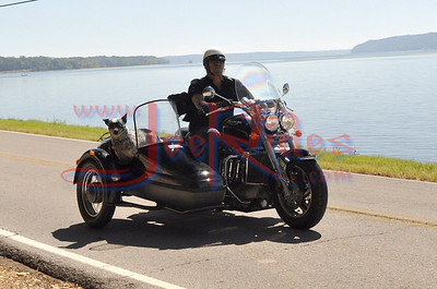 2010 The Trail of Tears Motorcycle Photos