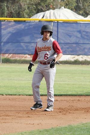 PCC Baseball 1/27 vs LA Mission Reloaded 4/11