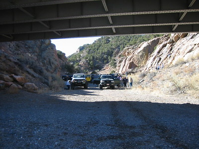 Echo Canyon Mar 5 06