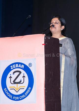 03_welcome speech by Sharmistha Ma'am