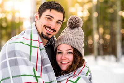 Amanda and Sean Engagement 12/2020