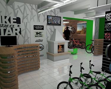 Prodejna Bikestar