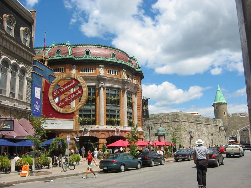 Rue St. Jean, Quebec