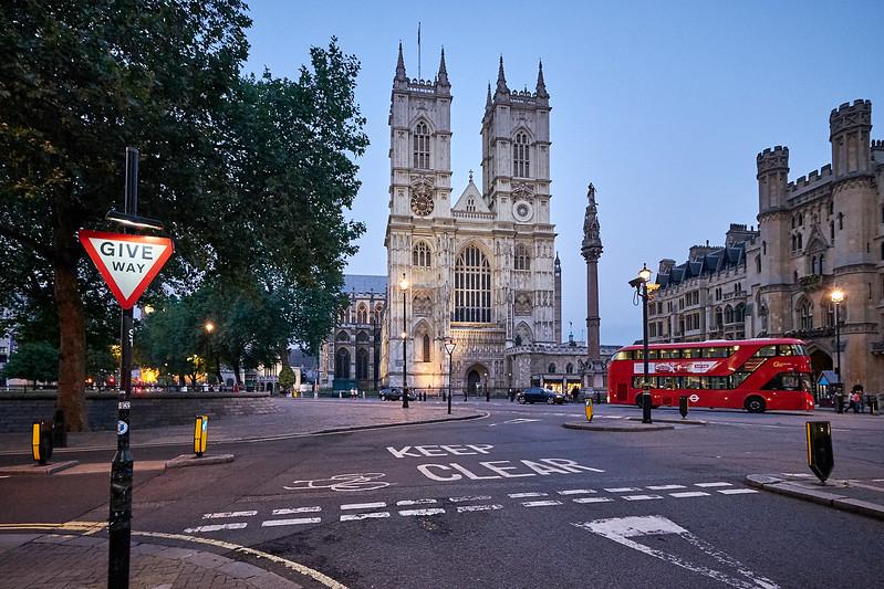 London, England, July 2016