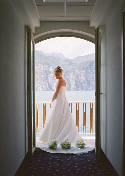Wedding at Lake Garda