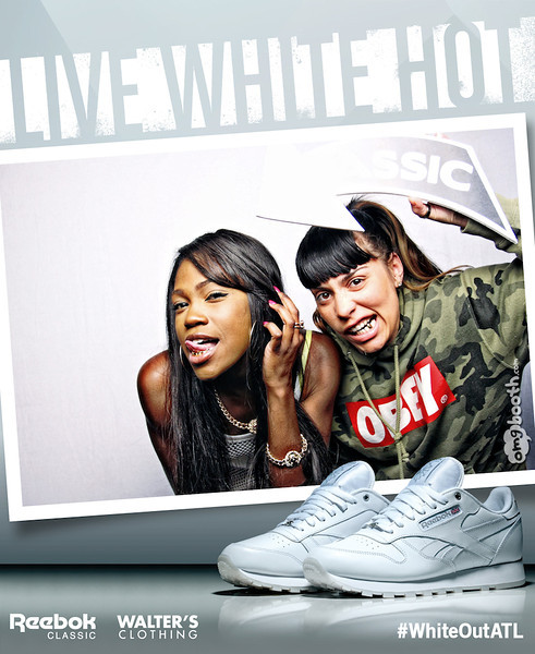 "03.21.2013 Reebok #WhiteOutATL  Do-Restaurant at The View | Atlanta, GA   ""Like"" us at www.facebook.com/omgbooth to TAG + SHARE + DOWNLOAD your photos  #WhiteOutATL is a preview of Reebok's all-white Spring/Summer collection hosted by your favorite Reebok ambassadors and influencers. #weRatl  Live White Hot at www.facebook.com/ReebokClassics"