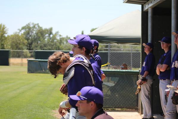 LHS Baseball vs Sutter 2014
