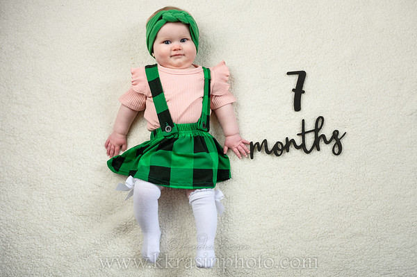 Willow 7 Month