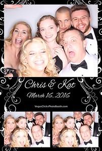 Chris & Kat's Wedding
