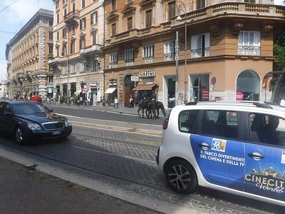 Day 4 - Rome Random Wandering