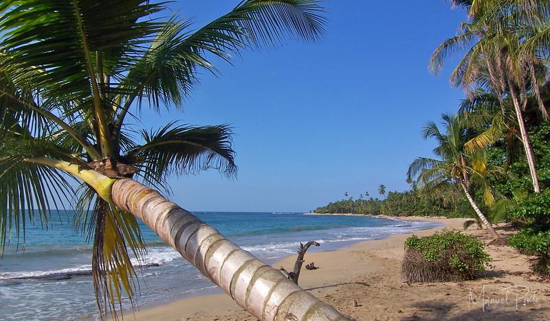 Arrecife Beach at Punta Uva