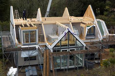 Guernsey energy saving buildings
