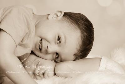 Luke Newborn Portraits