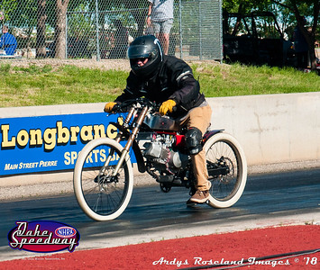 2018-05-26 - On Track -  Oahe Speedway Shootouts