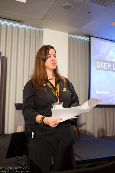 Deep Learning Summit London 2015