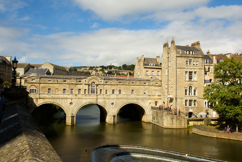 Bridge of the Avon River