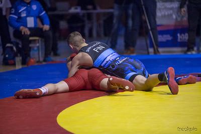 Finnish Championships in Greco-Roman Wrestling 2019, Finals