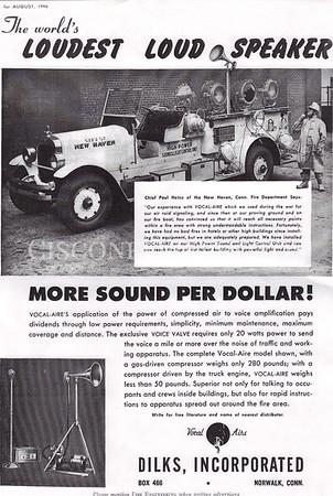 1946 Fire Engineering Ad