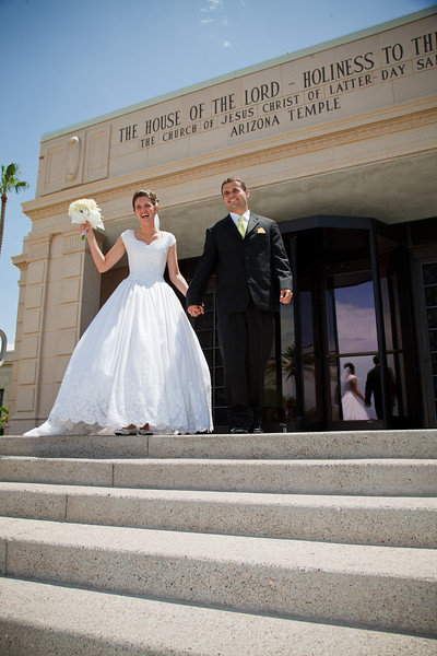 Nicole & Brodie Wedding