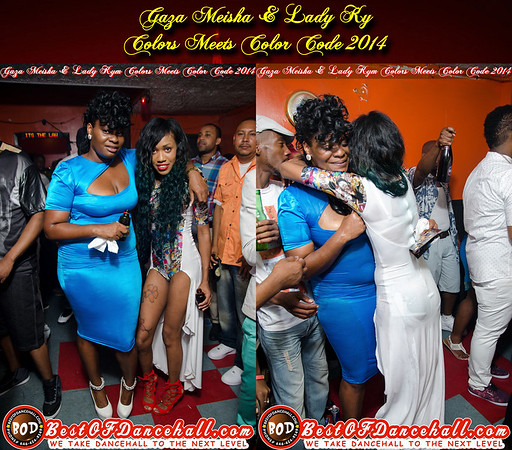 7-18-2014-BROOKLYN-Gaza Meisha And Lady Kym Colors Meets Color Code 2014
