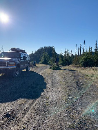 2020.10.23 camping on the Olympic peninsula