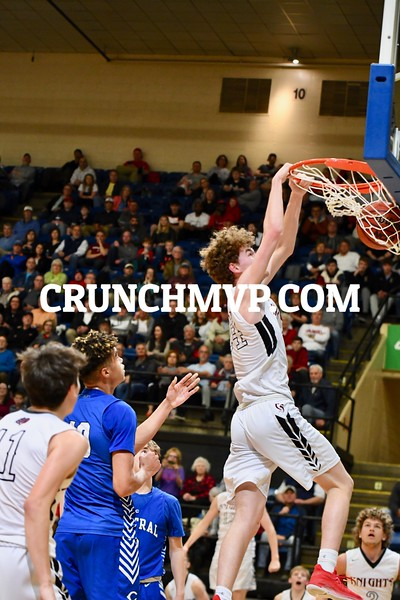 2020 Basketball Class 3 Semi-finals Central vs Cave Spring
