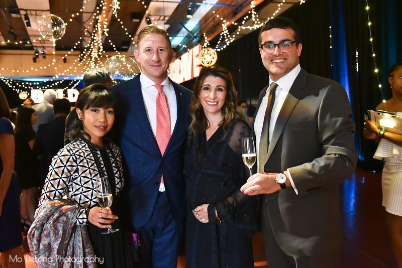 Jenn and Ryan Fay and Lauren and Omar Maissen