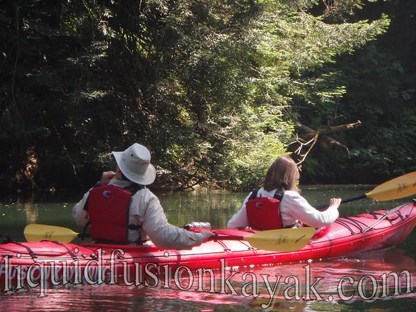 2010 Kayaking Adventures