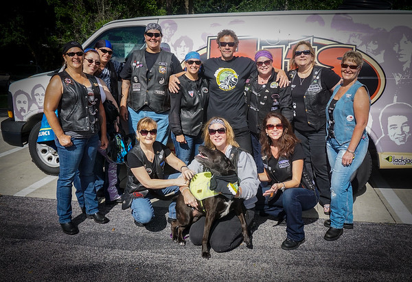 Gulfside Hospice Motorcycle Poker Run 4 23 2016