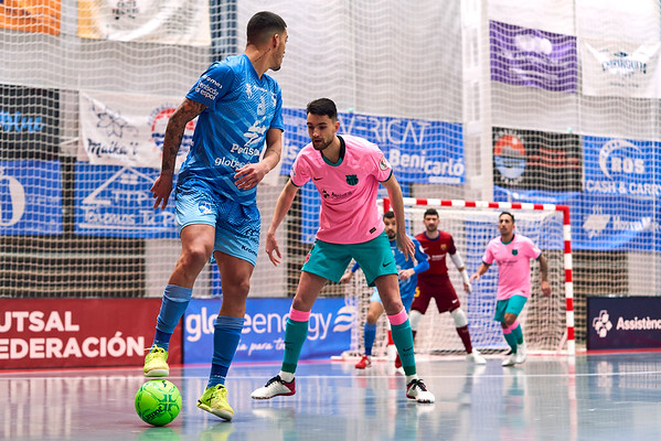 1a RFEF Futsal PEÑISCOLA - FS vs FC BARCELONA
