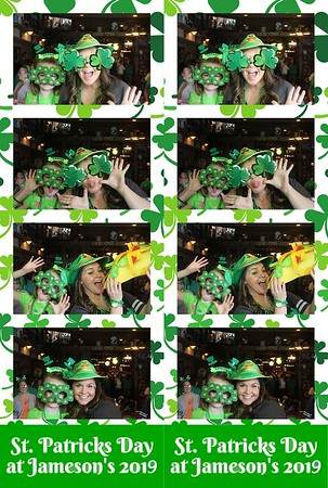 2019/03/17 - St Patrick's Day at Jameson's