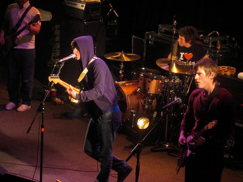 Arctic Monkeys - Live @ the 930 Club 3-27-06 008