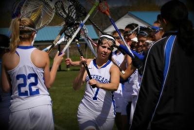 Horseheads girls lax 2012