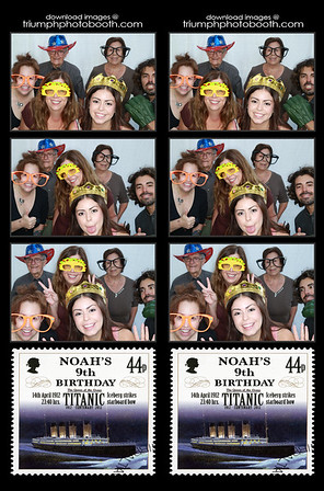 9/25/21 - Noah's 9th Birthday