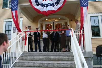 North Town Hall opening 9/14/12