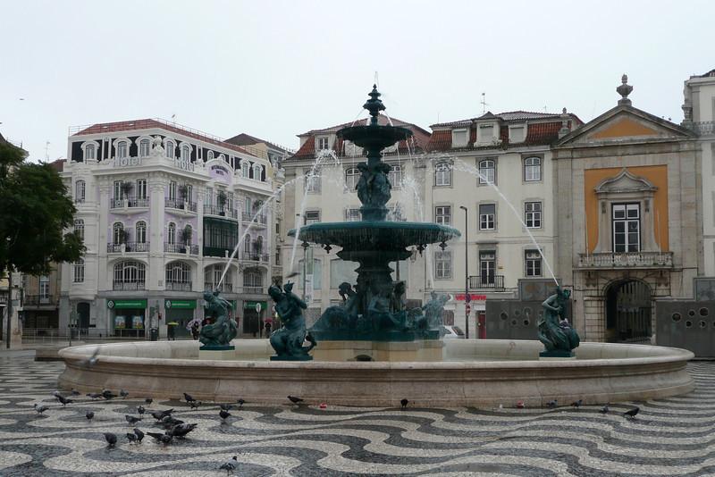 Rossio. Baixa, Lisbon