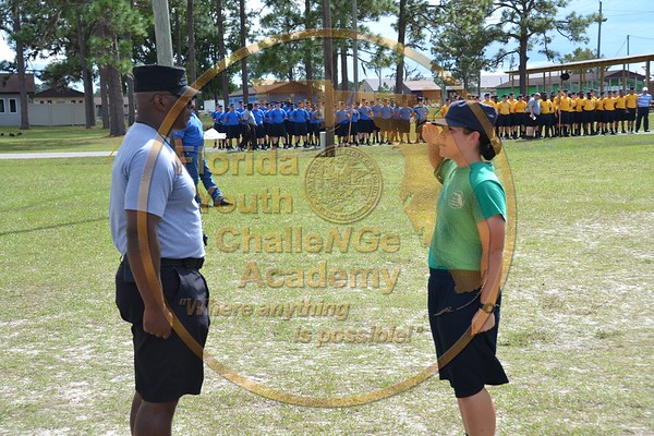 Drill And Ceremony 10/4/16