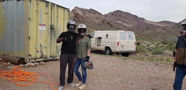 4-4-19 Eldorado Canyon ATV and Goldmine Tour