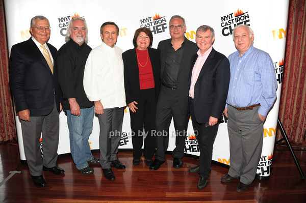 Charles Massoud, Tom Schaudel, Daniel Boulud,Ursula Massoud, Robert Rizzuto, Guy Reuge, Jean-Yves Piquet photo by Rob Rich/SocietyAllure.com © 2014 robwayne1@aol.com 516-676-3939