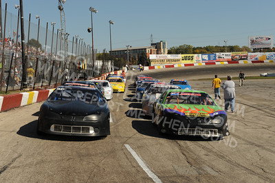 Rockford Speedway - 47th Annual National Short Track Championships - September 30, 2012