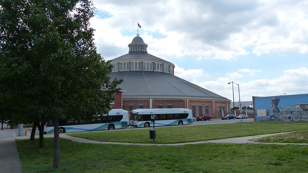 2012 - 06 - B&O Train Museum
