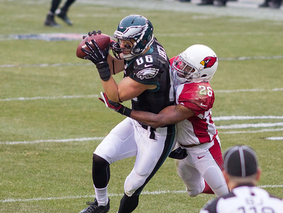 Eagles vs Cardinals  12-1-13