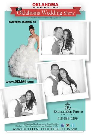 Oklahoma Magazine Wedding Show 2014
