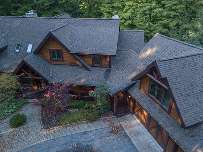 1545 Blackberry Trail Harbor Springs, Michigan real estate photography