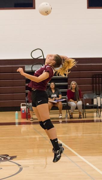 Sierra Volleyball 09-7-2017