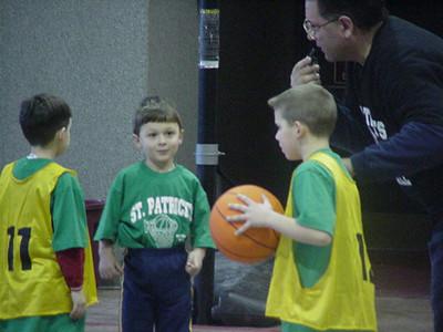 2000 Ryan Basketball
